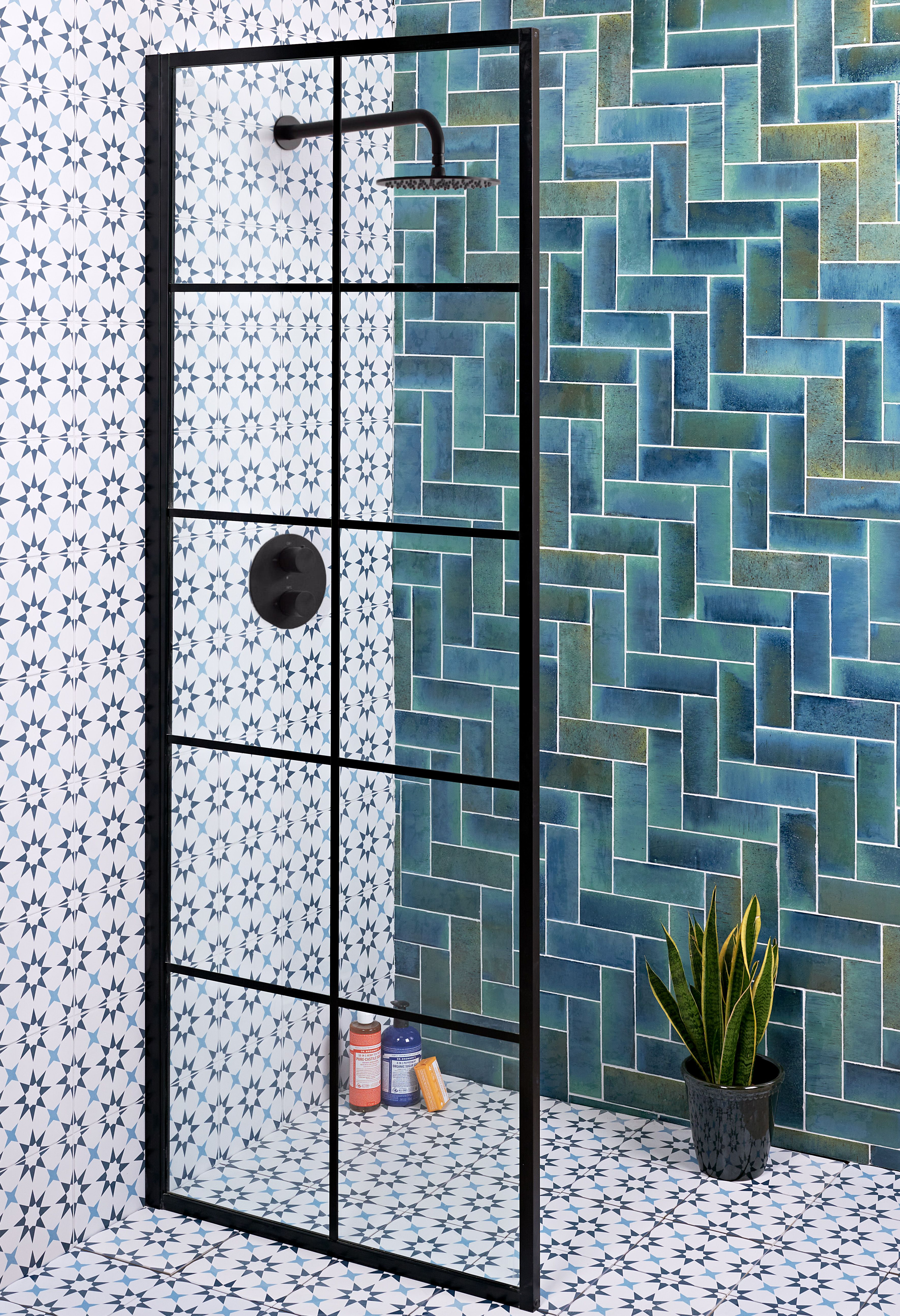 Ca' Pietra's new pottery-inspired tile collection is so dreamy