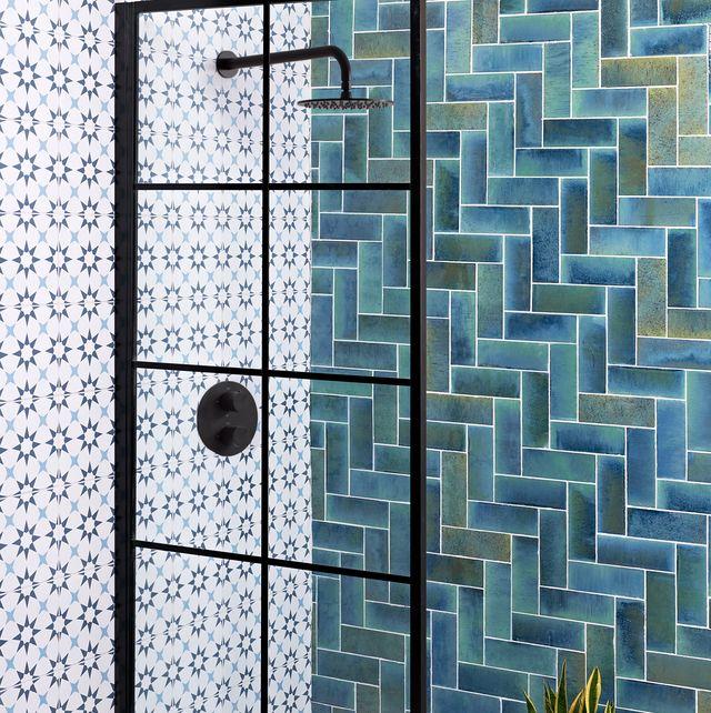 ca'pietra tiles in 'ocean blue'