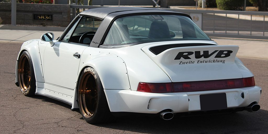 This RAUH-Welt Begriff Porsche Can Be Yours for Just $100,000