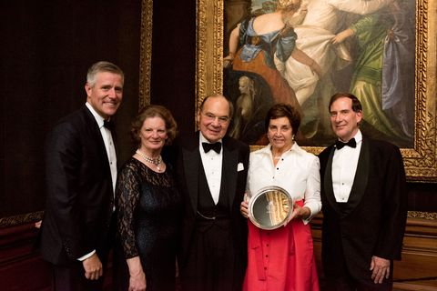 Frick Collection Autumn Dinner 2017