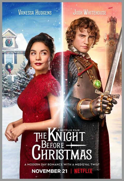 The knight of Christmas