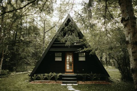 Cabaña Lilla Norr en Airbnb