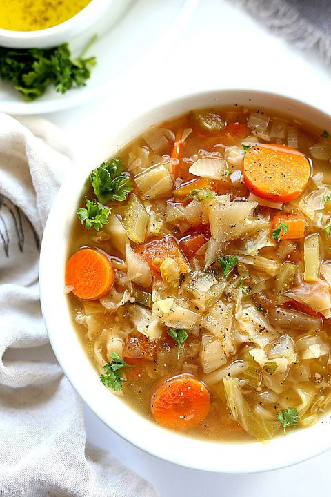 15 easy cabbage soup recipes how to make the best cabbage soup cabbage soup detox delightful mom food forumfinder Image collections