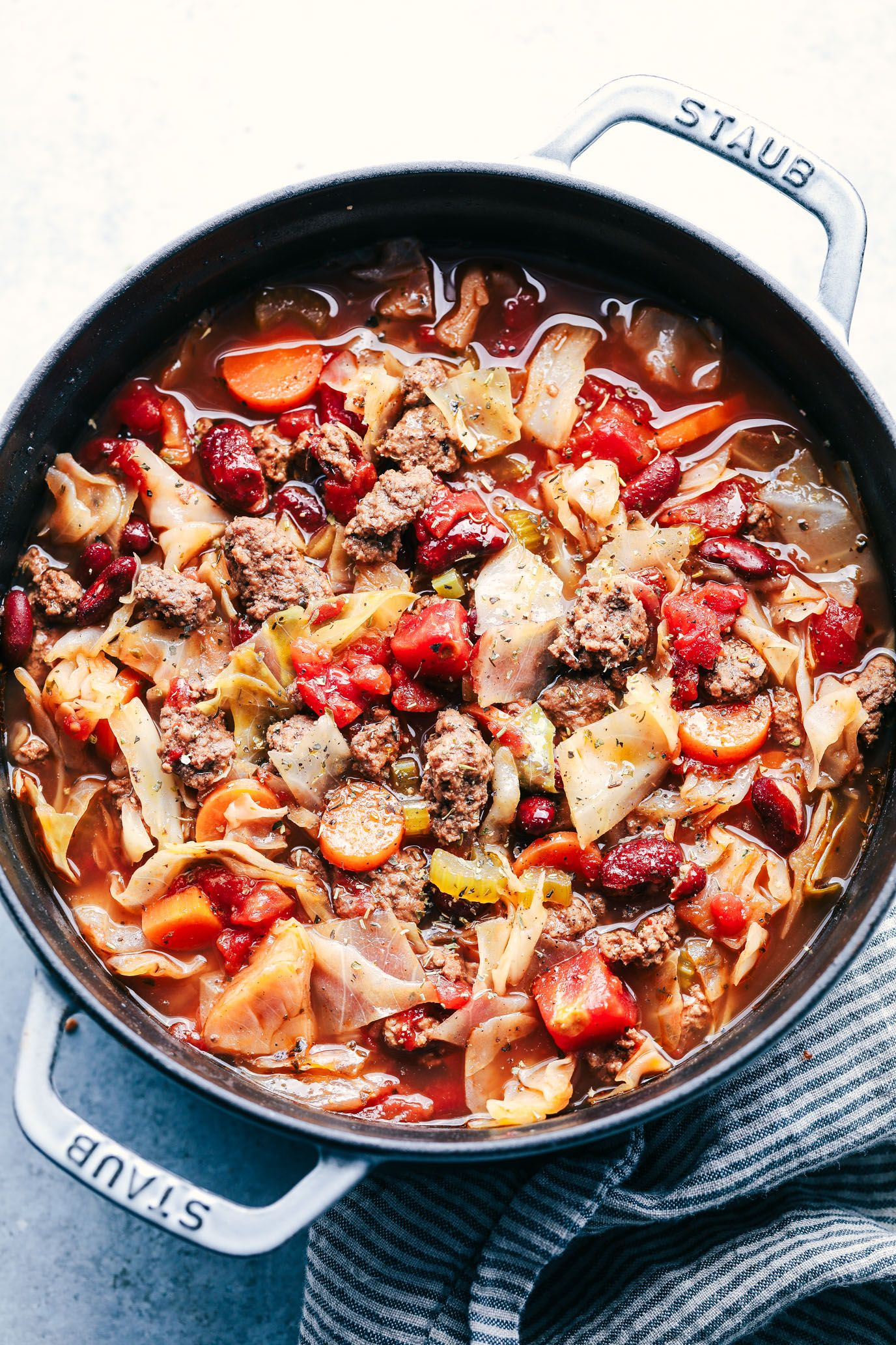 cabbage soup recipes best