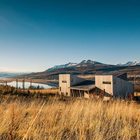 Airbnb cabin inAkureyri