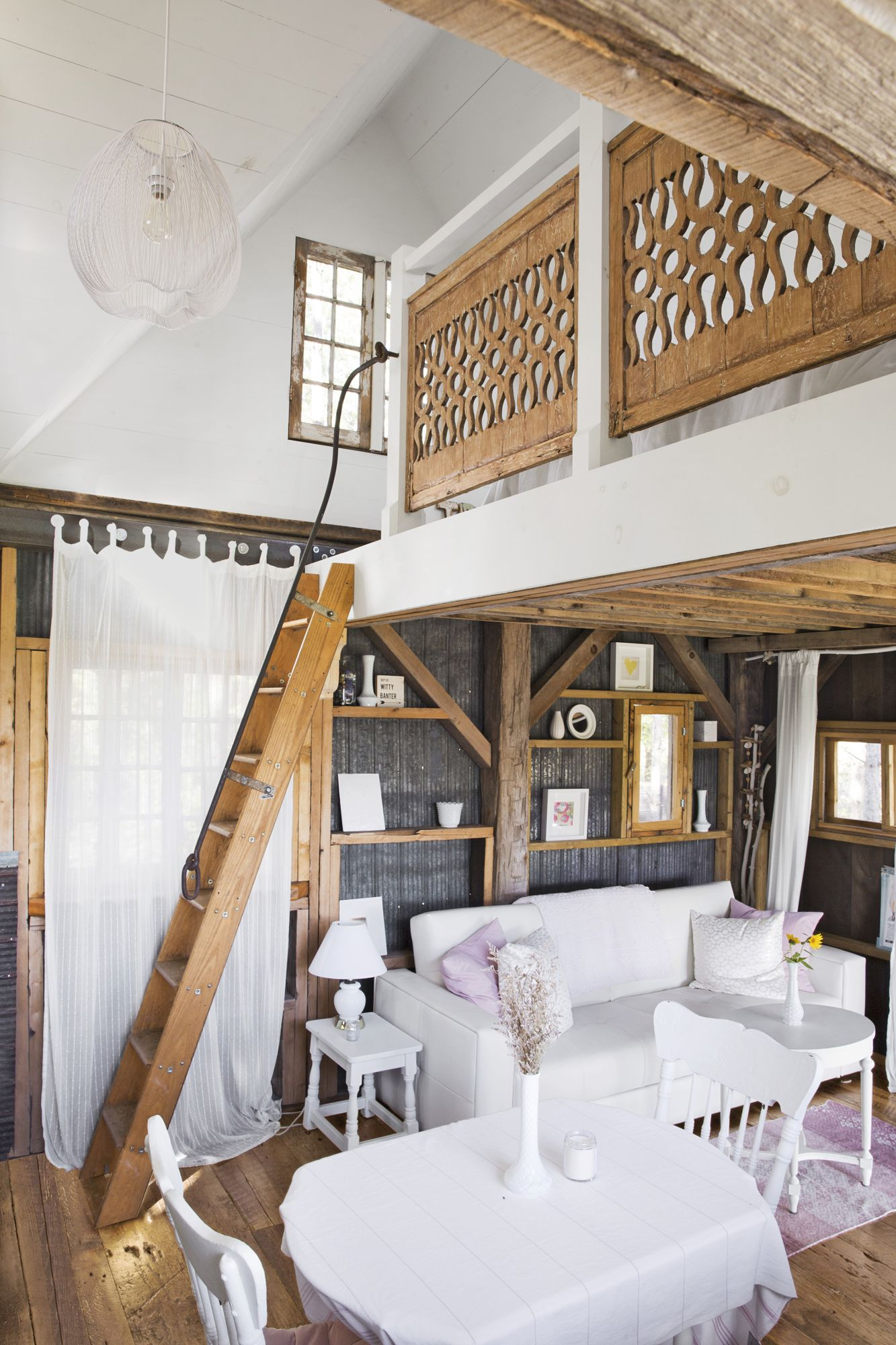 tiny cabin house