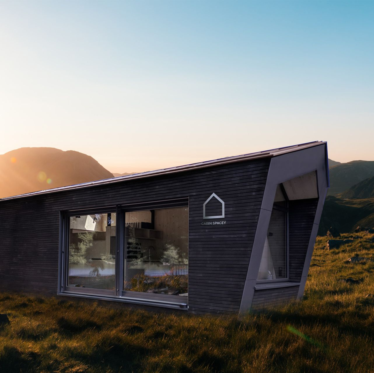 These Tiny Homes Are Designed to Be Easily Moved Anywhere—Even on Rooftops