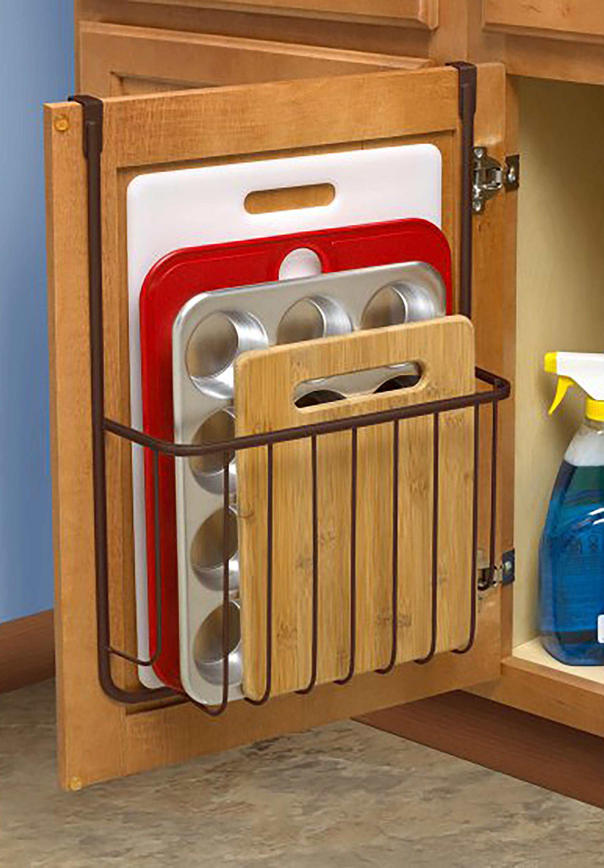 Image of: 12 Kitchen Cabinet Organization Ideas How To Organize Kitchen Cabinets