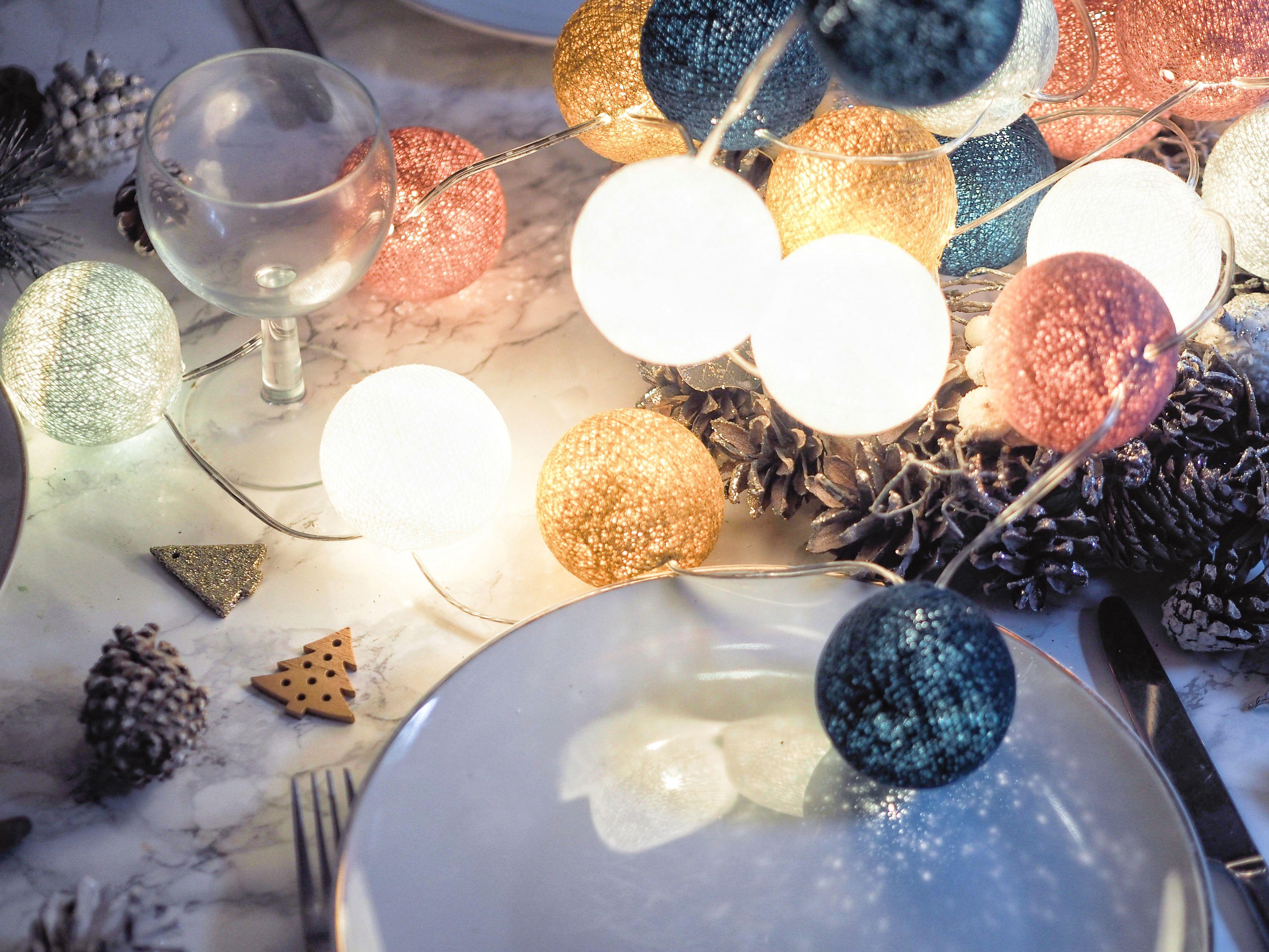 Christmas Table Centrepiece Ideas