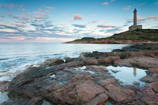 ruta por la costa calida de murcia cabo de palos cartagena