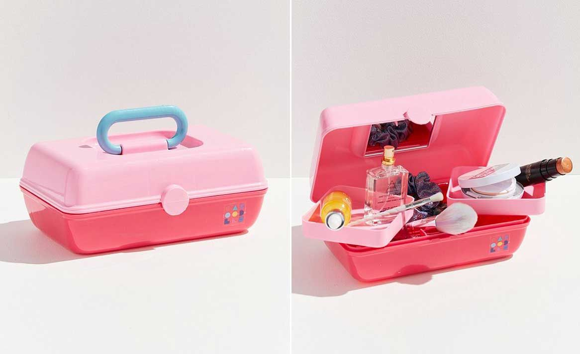 1987: Caboodle Carrying Case