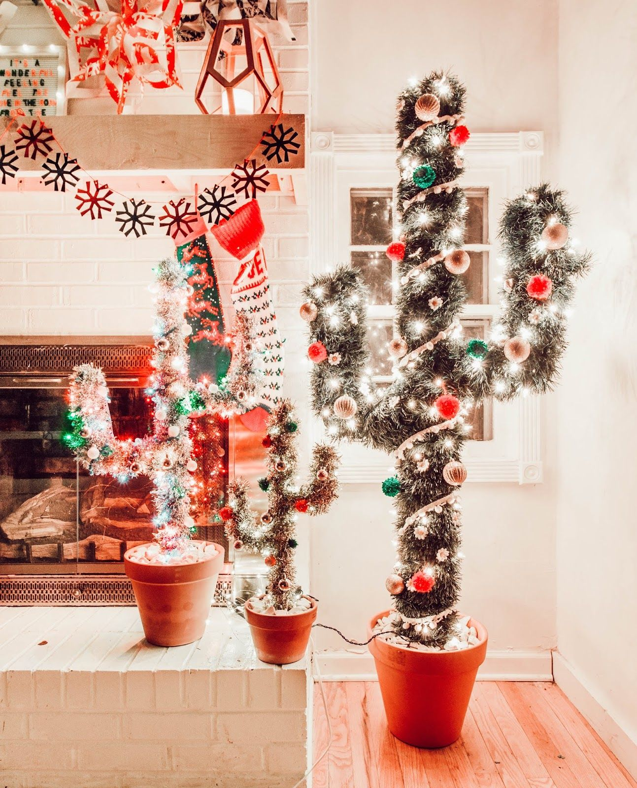 35 Best Alternative Christmas Trees Alternative Christmas Tree Ideas
