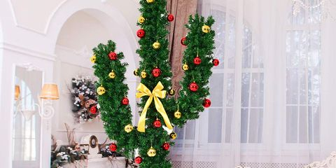 Cactus Christmas Tree.You Can Get A 7 Foot Cactus Christmas Tree For Your Warm