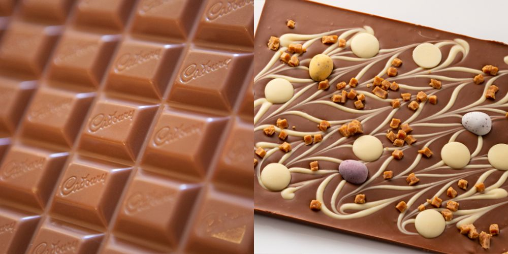 Cadbury's Build-Your-Own Chocolate Bar Is What We've Been Waiting For!