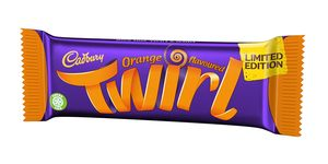 This Guy Found Three Fingers In A Limited-Edition Orange Twirl