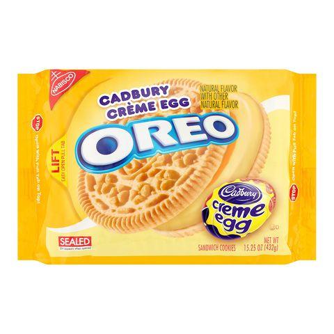 Cadbury Crème Egg Oreos