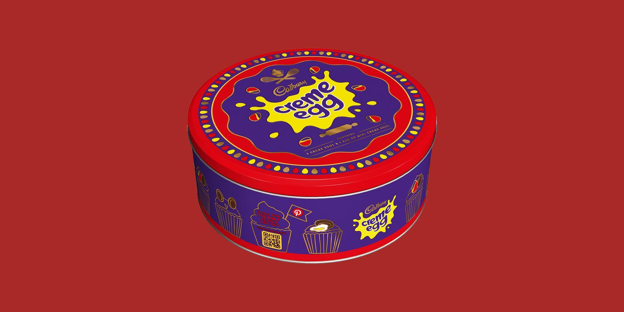 Cadbury Creme Egg Selection Tins are here