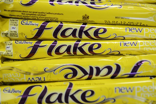 flakes and twirls are not the same, according to cadbury