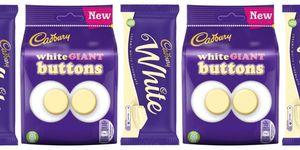 Cadbury's new white chocolate range sounds like the return of the Dream
