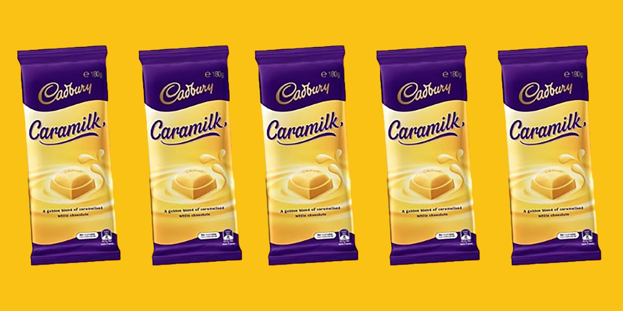 Cadburys Caramilk Has Finally Arrived In The Uk
