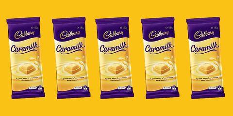Cadbury's Caramilk
