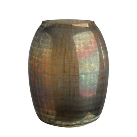 Pols potten checkered vase