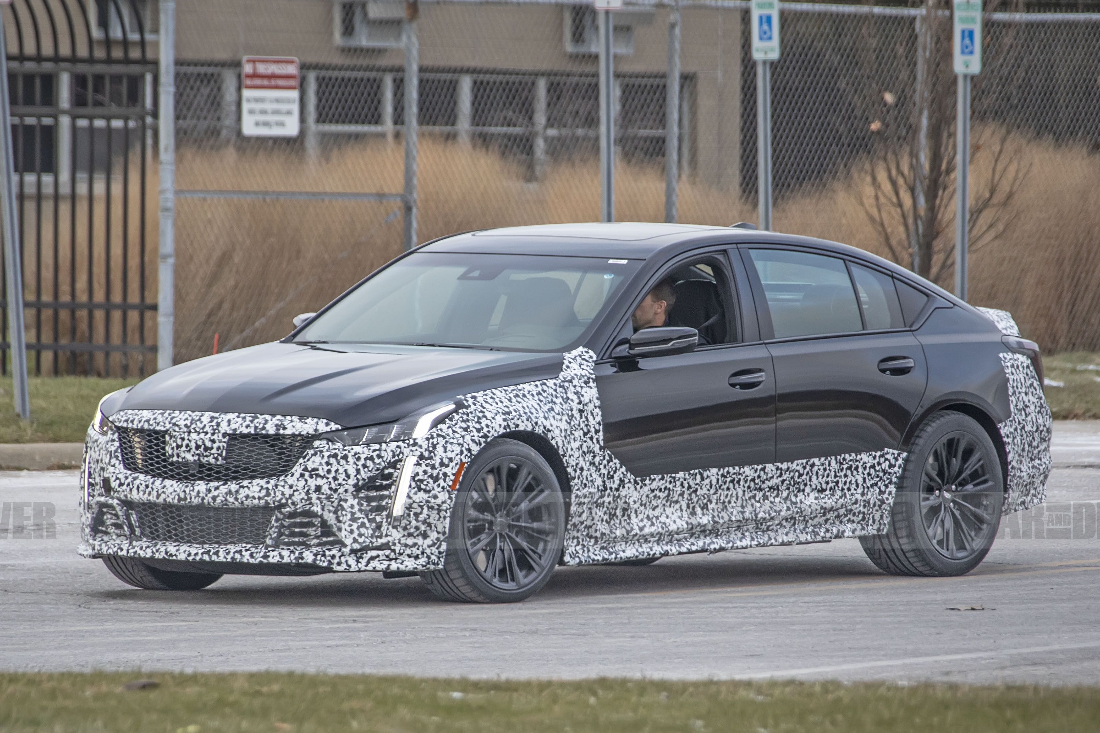 2021 Cadillac Cts V Research New