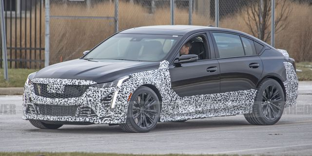 Top-Spec Cadillac CT5-V Will Have Supercharged 6.2L V-8