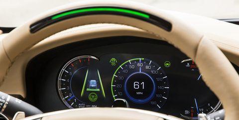 Land vehicle, Vehicle, Car, Speedometer, Auto part, Luxury vehicle, Odometer, Tachometer, Steering wheel, Volvo xc60,