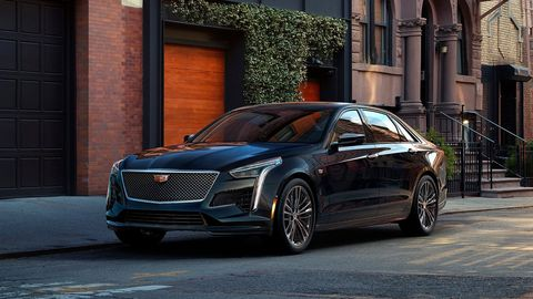 Cadillac 42L Twin Turbo V8 For CT6 V Sport How It Works