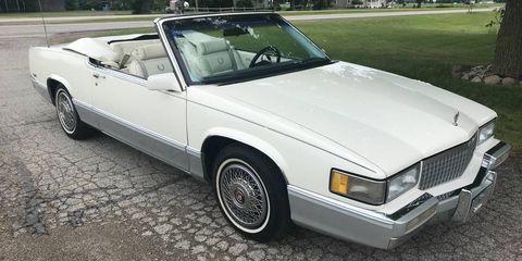 1989 Cadillac De Ville Convertible by Car Craft