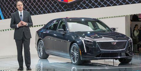Land vehicle, Vehicle, Car, Auto show, Mid-size car, Automotive design, Full-size car, Cadillac cts-v, Sedan, Luxury vehicle,