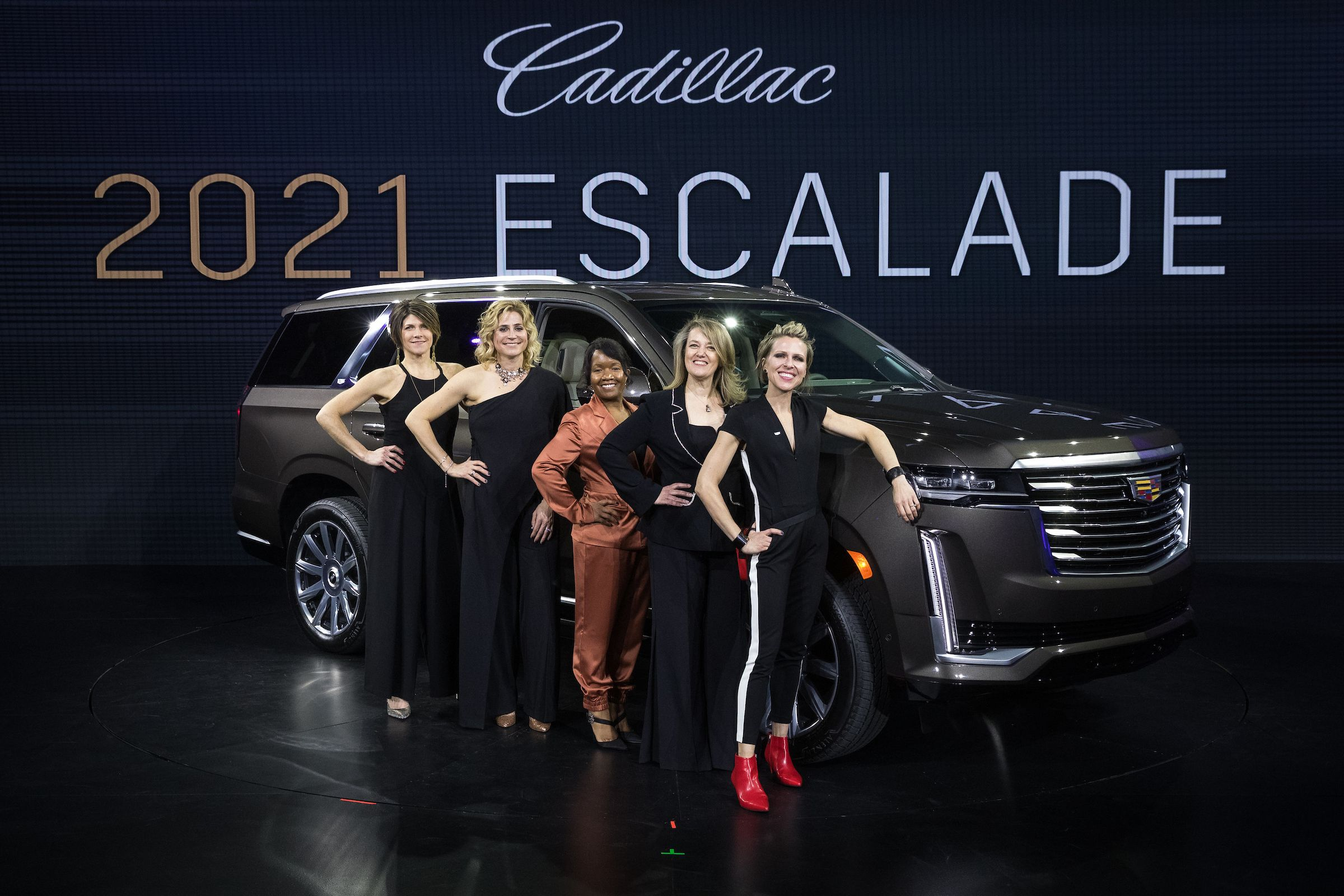 Is The 2021 Cadillac Escalade The New King Of Luxury Suvs