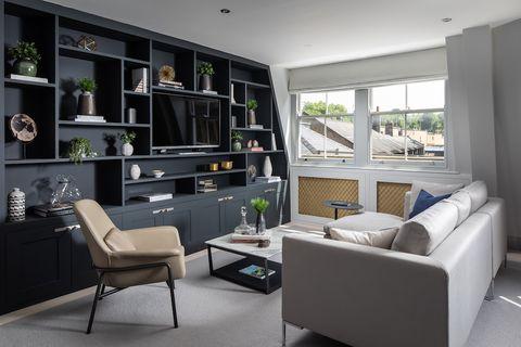 Luxury London apartment photo