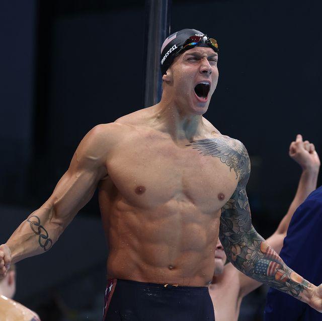 caeleb dressel, natacion, juegos olimpicos tokio