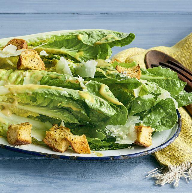 caesar salad spears