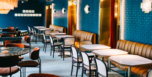 Restaurantes interioristas