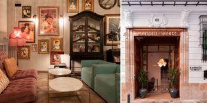 Café Madrid Marques House Valencia