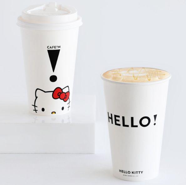 cafein  三麗鷗家族打造時髦可愛新品