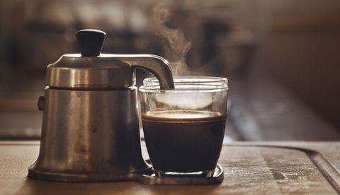 Errores hacer cafe