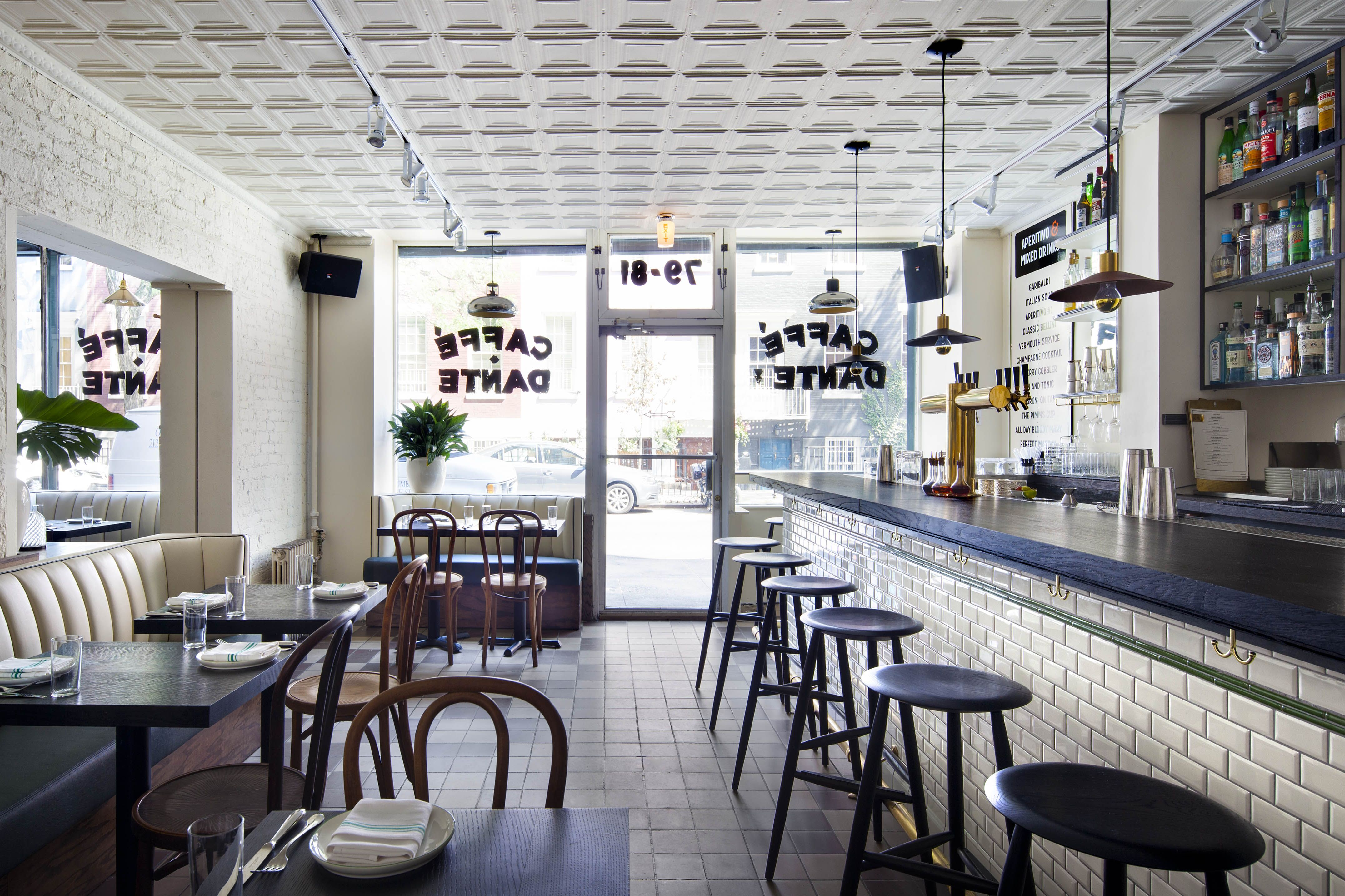 New York's Dante crowned the world's best bar