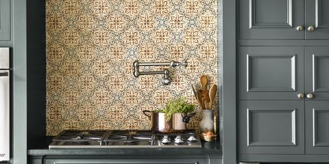 Caitlin Moran Kitchen Backsplash