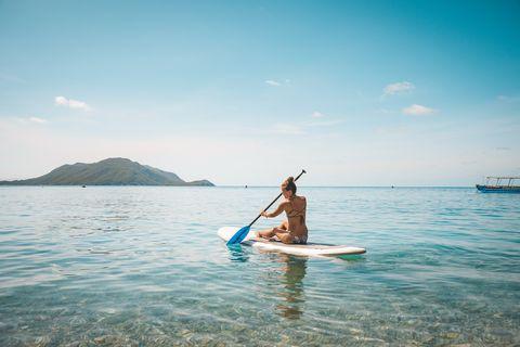 台灣8個「sup立槳」行程地點推薦!龜山島牛奶海、墾丁、澎湖等sup行程今夏必玩