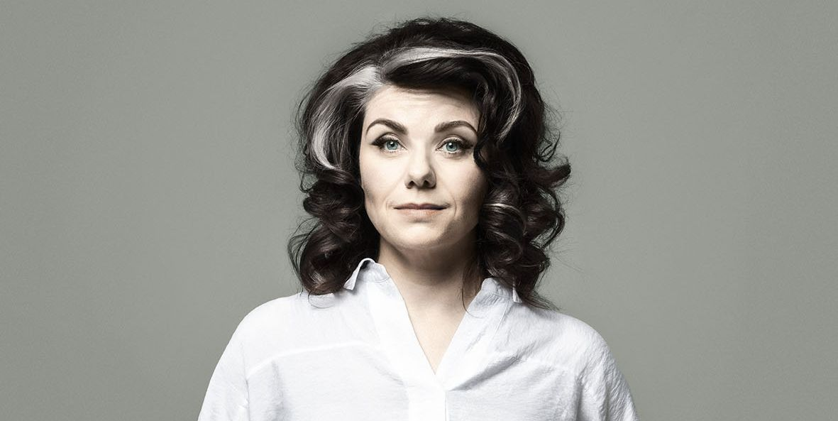 Caitlin Moran on the joy of being middle aged