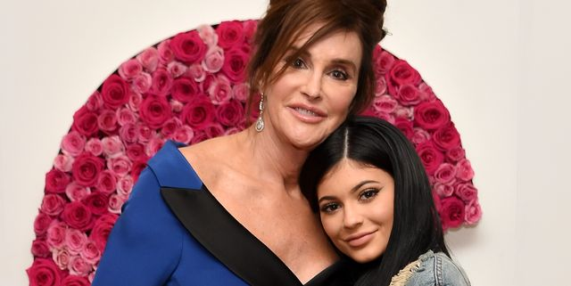 Caitlyn Jenner Accidentally Posted A Picture Of Kendall For Kylie's Birthday
