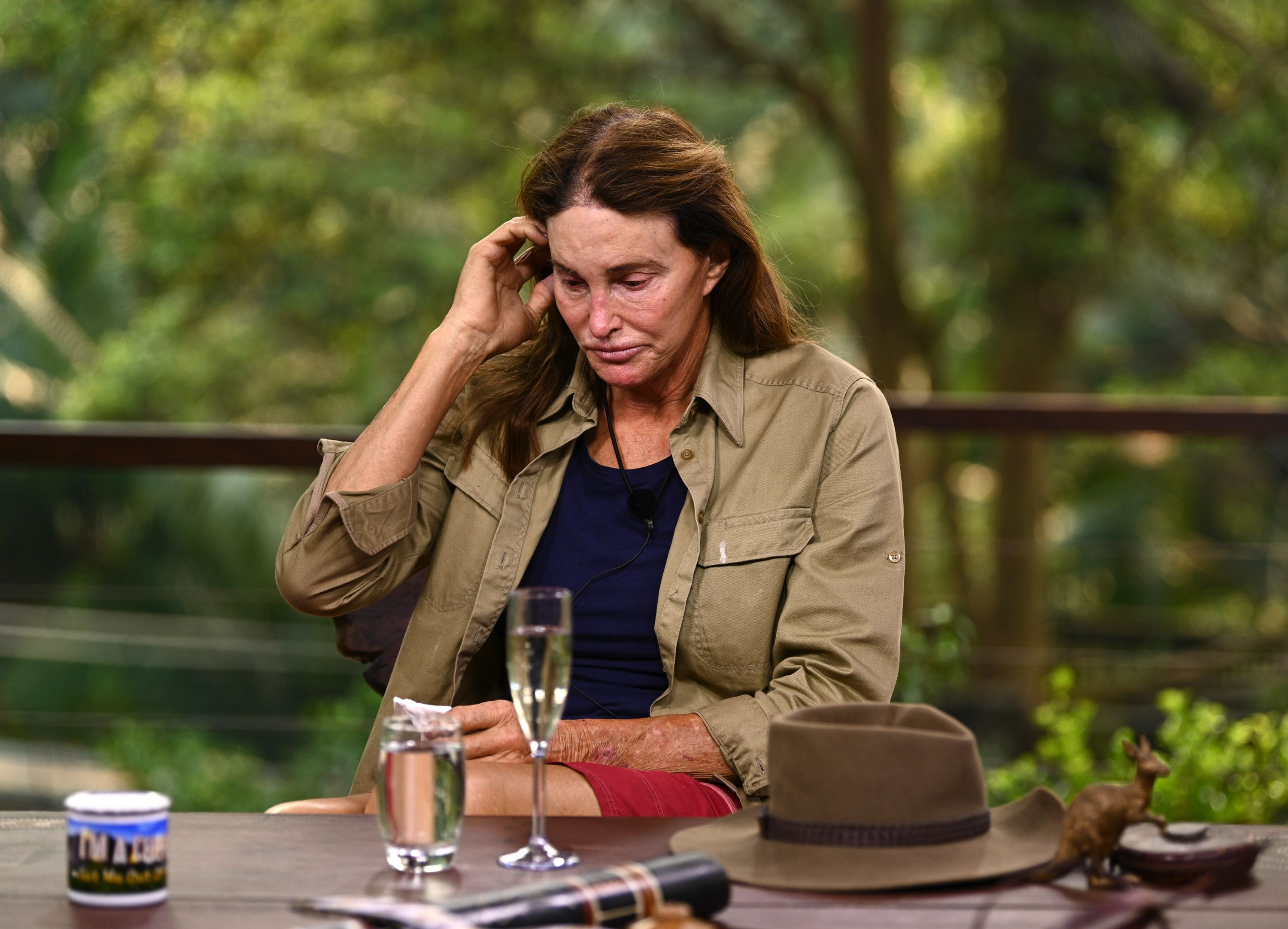 """I'm a Celebrity star Caitlyn Jenner responds to Kardashians """"taking hits"""" for not supporting her on show"""