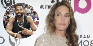 Caitlyn Jenner no menciona a Tristan Thompson en la felicitación del Día del Padre a los padres de sus nietos