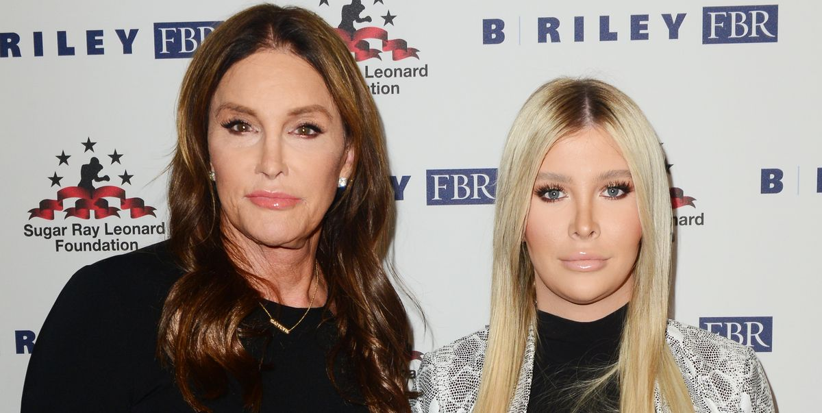 Caitlyn Jenner finally greeted by Sophia Hutchins after exiting I'm A Celeb