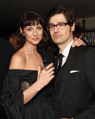 Outlander actors dating 2018