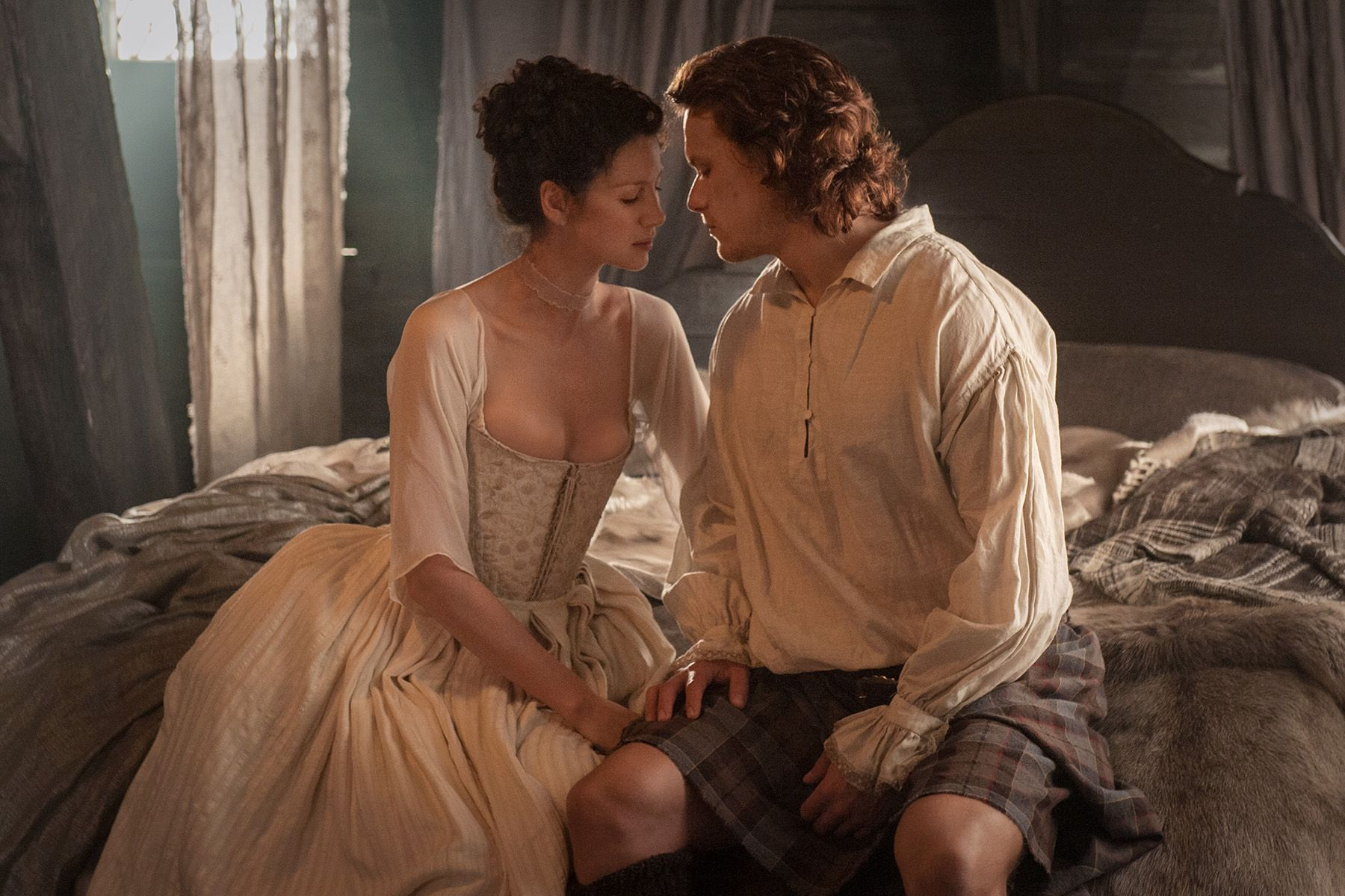 When Will Outlander Be on Netflix? Everything to Know About Seasons 1 and 2